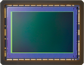 30.3 MP Full-frame CMOS Sensor