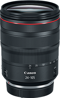 RF 24–105mm F4 L IS USM