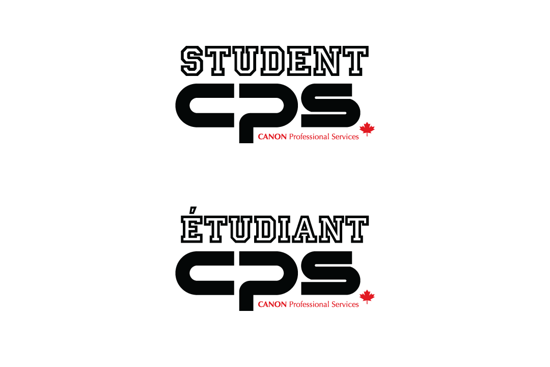 Student CPS (Canon Professional Services) Program