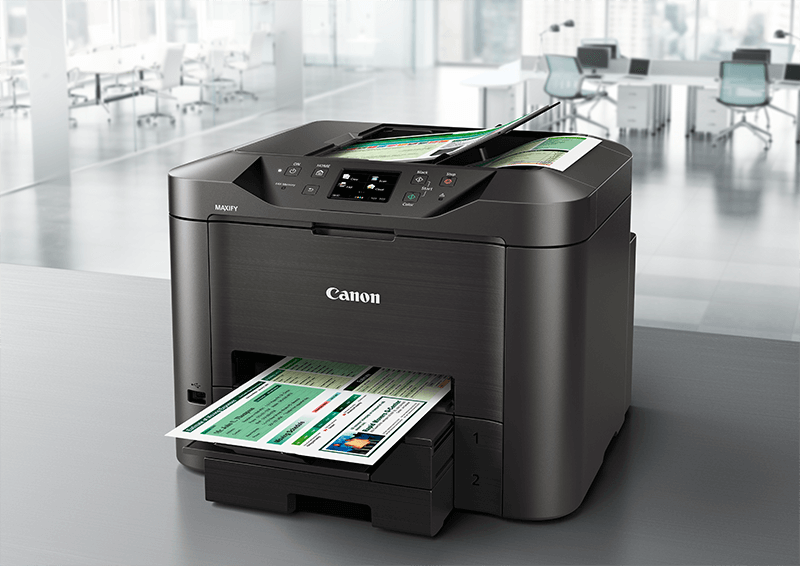 Canon Small Office U0026 Home Office Printers