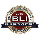 2016 Reliability Certified