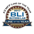 2017 A3 MFP Line of the Year
