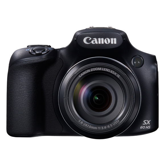 Canon Powershot Sx60 Hs Superzoom Camera