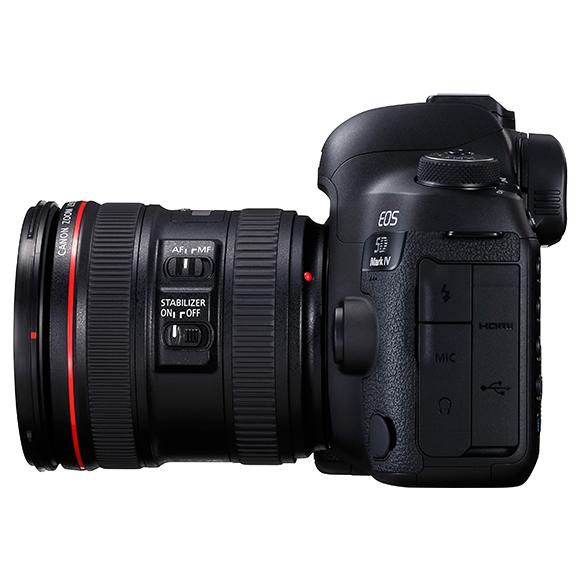 Canon Eos 5d Mark Iv Professional Dslr Camera