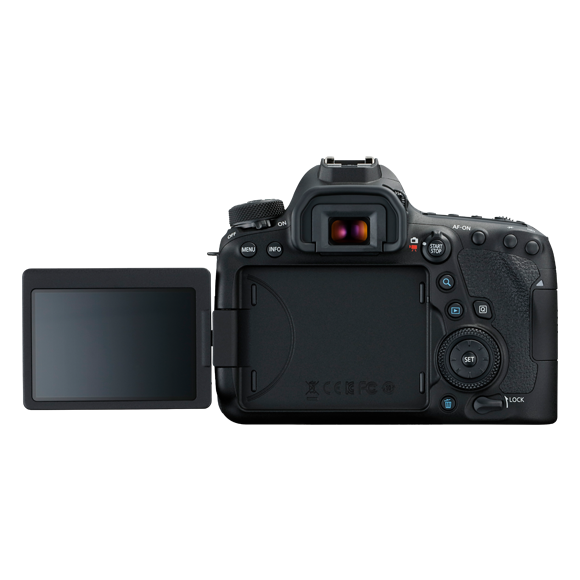 Canon EOS 6D Mark II | Advanced DSLR Camera