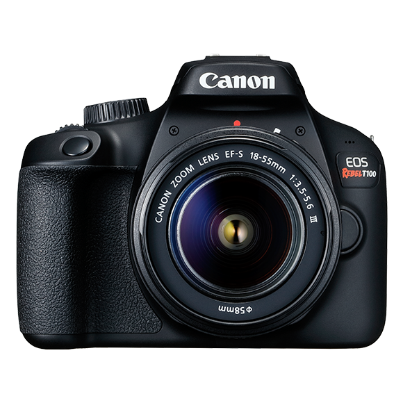 Canon EOS Rebel T100 | Entry Level DSLR Camera