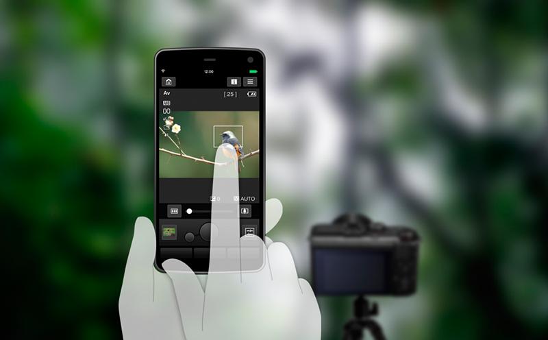 Canon EOS Remote | Camera and Camcorder App